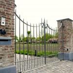 Omheining en hekwerken