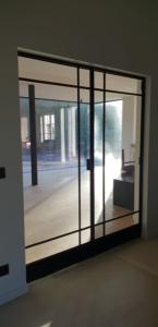 dubbele deur behin